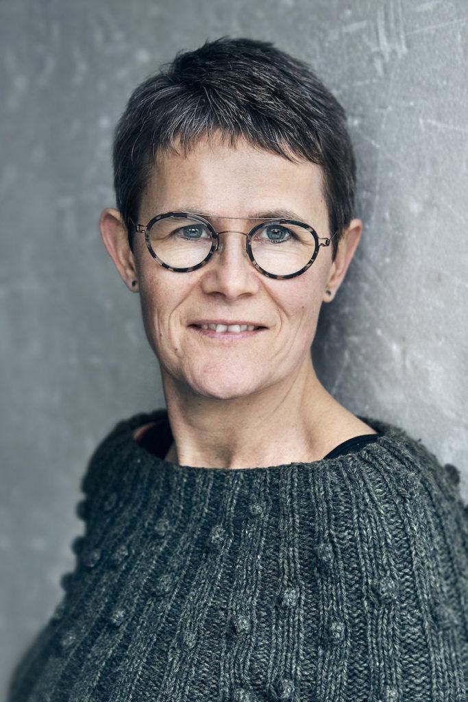Sisse Fog Odgaard portrait